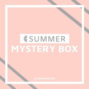10-15 for $50 Summer Mystery Box✨